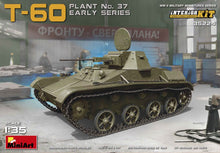 1/35 T60 (Plant No.37) Early Series, Autumn 1941 Prod. - Hobby Sense