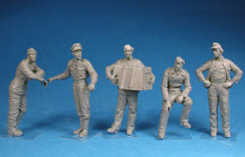 1/35 German Tank Crew (Normandy 1944) Special Edition