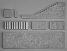 1/35 River Embankment Section - Hobby Sense