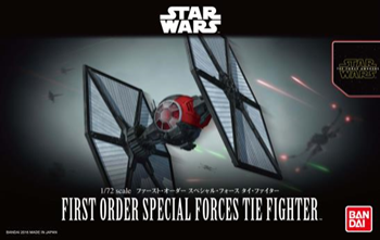 First Order Special Forces TIE Fighter - Hobby Sense