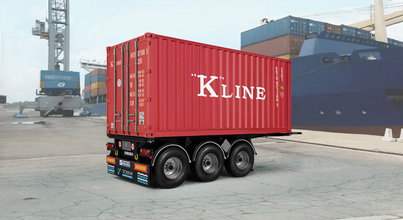 Technokar 20' Container Trailer
