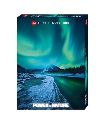 Northern Lights Puzzle - Hobby Sense