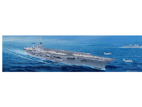 1/350 U.S. CVN-68 Nimitz aircraft carrier 1975