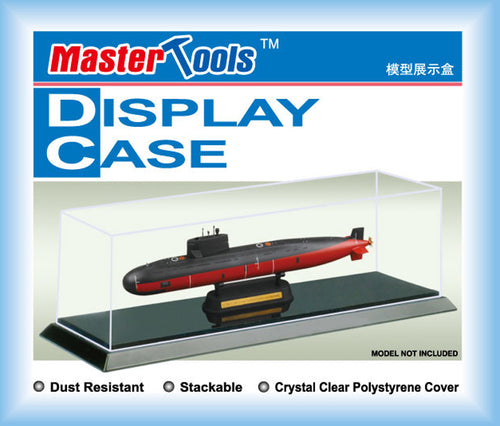 1/350 Submarine or 1/87 Vehicle Display Case
