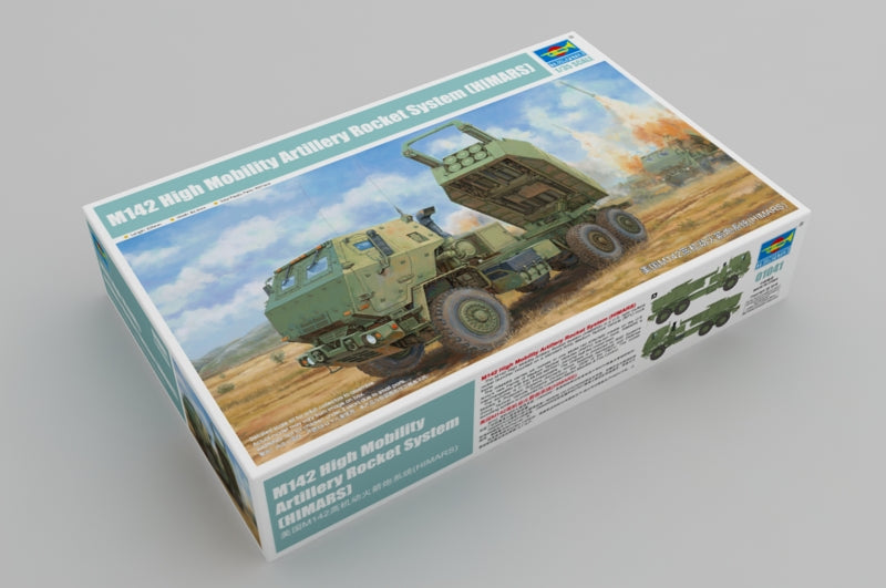 M142 High Mobility Artillery Rocket System (HIMARS) Vehicle