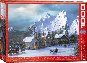 Rocky Mountain Christmas - Hobby Sense
