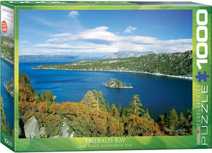 Emerald Bay California - Hobby Sense