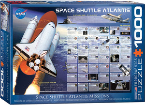 Space Shuttle Atlantis - Hobby Sense