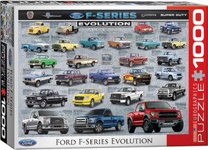 Ford F-Series Evolution - Hobby Sense