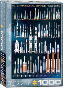 International Space Rockets - Hobby Sense