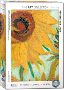 Sunflower by Vincent van Gogh - Hobby Sense