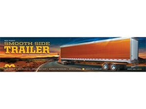 1/25 53' Smooth Side Trailer with reefer option