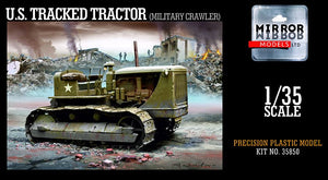 1/35 US Tracked Tractor (Military Crawler) - Hobby Sense