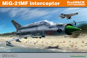 MiG 21MF Interceptor Aircraft (Profi-Pack)