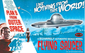 Plan 9 from Outer Space, Flying Saucer