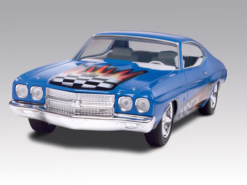 1/25 '70 Chevelle SS 454