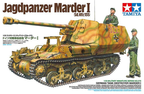 1/35 German Tank Destroyer Marder I - Hobby Sense