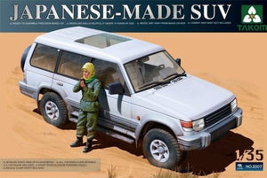 1/35 Japanese-Made SUV - Hobby Sense