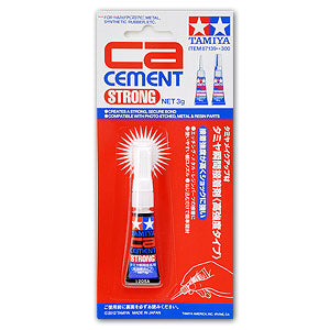 Tamiya CA strong cement/glue - Hobby Sense