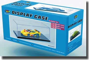 Display case for 1/24 Vehicles or 1/48 Military - Hobby Sense