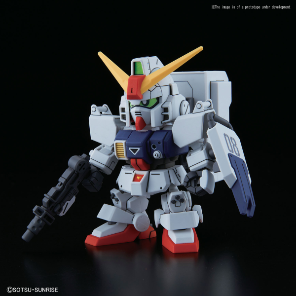 SD GUNDAM CROSS SILHOUETTE GUNDAM GROUND TYPE - Hobby Sense