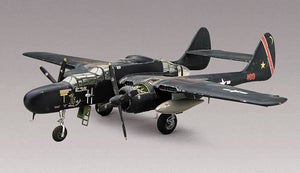 1/48 P61 Black Widow Aircraft