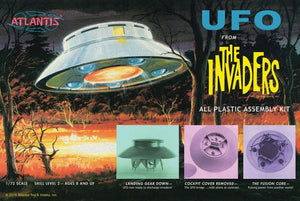 UFO from Classic TV The Invaders - Hobby Sense