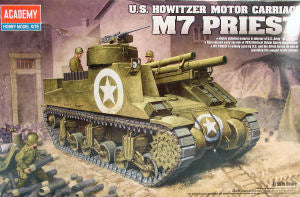 US HOWITZER MOTOR CARRIAGE M7 PRIEST