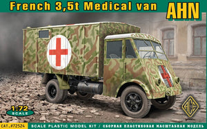 AHN French 3,5t truck medical van - Hobby Sense