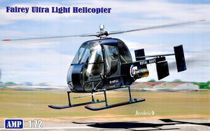 Fairey Ultra Light Helicopter - Hobby Sense