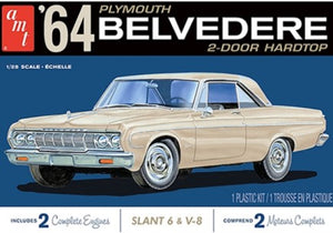 1/25 1964 Plymouth Belvedere