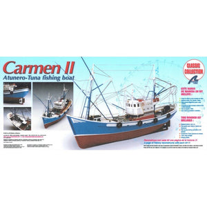 1/40 Carmen II Tuna Fishing Boat