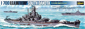 USS South Dakota Battleship
