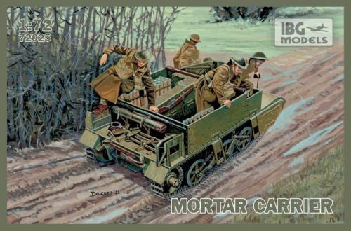 Universal Carrier I Mk. II, Mortal Carrier - Hobby Sense