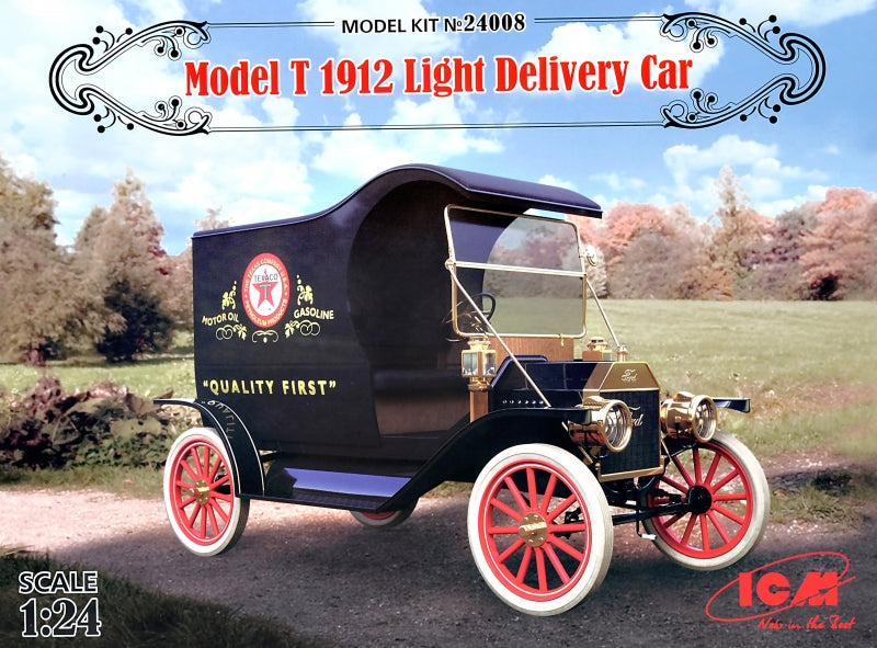 1/24 Model T 1912 Light Delivery Car - Hobby Sense