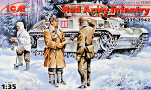 Red Army Infantry, 1939-1942 - Hobby Sense