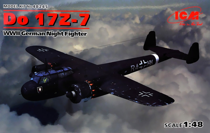 Do 17Z-7 WWII night fighter - Hobby Sense