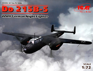 Do 215B-5, WWII German Night Fighter - Hobby Sense