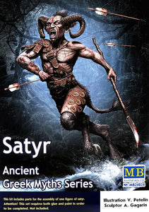 1/24 Ancient Greek Myths Series. Satyr - Hobby Sense