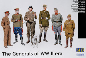 The Generals of WWII - Hobby Sense