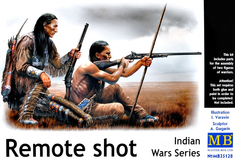 Indian Wars Series. Remote shot - Hobby Sense