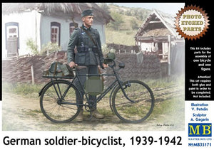 German soldier-bicyclist, 1939-1942 - Hobby Sense
