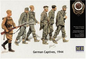 1/35 German captives, 1944 - Hobby Sense