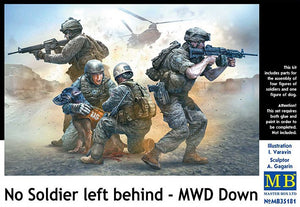No Soldier left behind - MWD Down - Hobby Sense