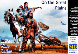 Indian Wars Series. On the Great Plains