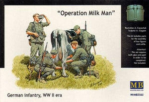 1/35 Operation Milkman - Hobby Sense