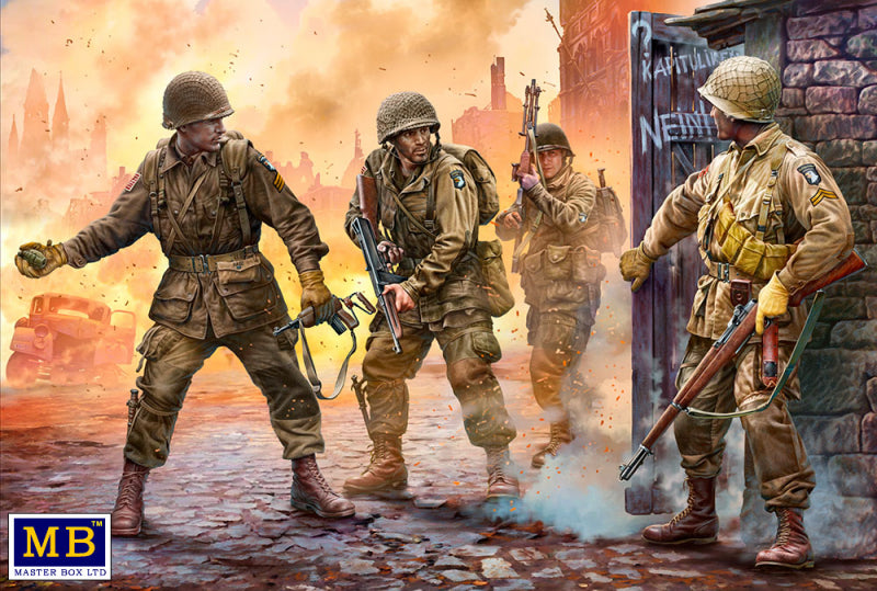 Take one more grenade! Screaming eagles, 101st Airborne (Air Assault) Division, Europe, 1944-1945 - Hobby Sense
