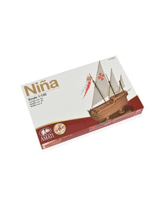 1/135 Nina Caravel - First Step