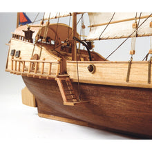 1/60 Red Dragon, Chinese junk - Hobby Sense