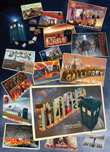 Doctor Who: Postcards - Hobby Sense